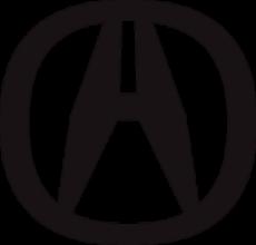 На автомобиль Наклейка «Acura»Acura<br><br>