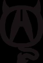 На автомобиль Наклейка «Acura Devil JDM»Acura<br><br>