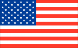 На автомобиль Наклейка «Америка»Страны и путешествия<br><br>