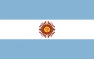 На автомобиль Наклейка «Аргентина»Страны и путешествия<br><br>