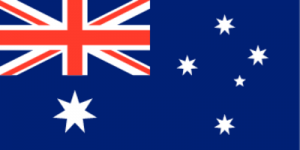 На автомобиль Наклейка «Австралия»Страны и путешествия<br><br>