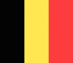 На автомобиль Наклейка «Бельгия»Страны и путешествия<br><br>