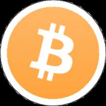 На автомобиль Наклейка «Bitcoin»Разные<br><br>