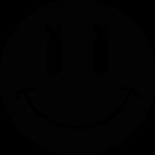 На автомобиль Наклейка «Bomb Smiley»JDM<br><br>