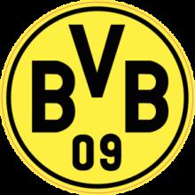 На автомобиль Наклейка «Borussia Dortmund»Футбольные клубы<br><br>