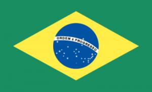 На автомобиль Наклейка «Бразилия»Страны и путешествия<br><br>