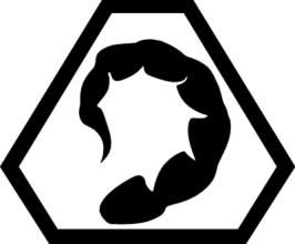 На автомобиль Наклейка «Brotherhood of Nod»Компьютерные игры<br><br>