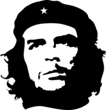 На автомобиль Наклейка «Че Гевара»Разные<br><br>