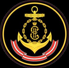 На автомобиль Наклейка «Черноморский флот России»Разные<br><br>