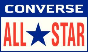 На автомобиль Наклейка «Converse»Одежда и обувь<br><br>