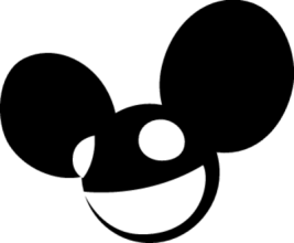 На автомобиль Наклейка «deadmau5»Музыка<br><br>