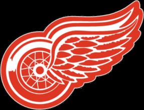 На автомобиль Наклейка «Detroit Red Wings»Хоккейные клубы<br><br>