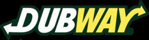На автомобиль Наклейка «Dubway»DUB<br><br>