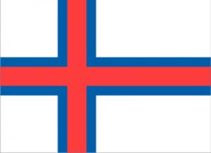 На автомобиль Наклейка «Фарерские острова»Страны и путешествия<br><br>