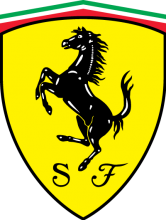На автомобиль Наклейка «Ferrari»Ferrari<br><br>