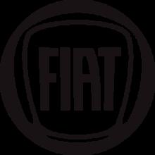 На автомобиль Наклейка «Fiat»Fiat<br><br>