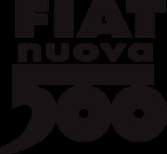 На автомобиль Наклейка «Fiat 500 Vintage»Fiat<br><br>