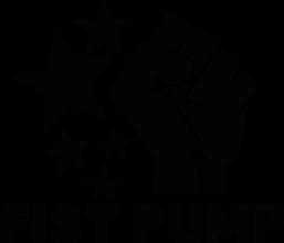 На автомобиль Наклейка «Fist Pump»JDM<br><br>