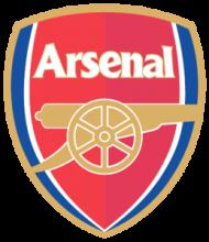 На автомобиль Наклейка «ФК Arsenal Арсенал»Футбольные клубы<br><br>
