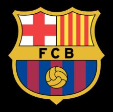 На автомобиль Наклейка «ФК Barcelona Барселона»Футбольные клубы<br><br>