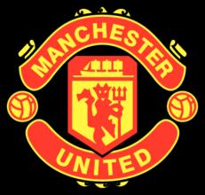 На автомобиль Наклейка «ФК Manchester Манчестер»Футбольные клубы<br><br>