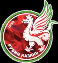 На автомобиль Наклейка «ФК Рубин Казань»Футбольные клубы<br><br>