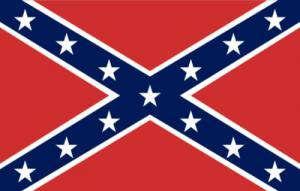 На автомобиль Наклейка «Флаг Конфедерации»Флаги<br><br>