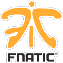 На автомобиль Наклейка «Fnatic»Киберспорт<br><br>