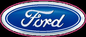 На автомобиль Наклейка «Ford Форд Цветная» от Artwall