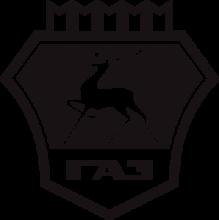 На автомобиль Наклейка «ГАЗ логотип»ГАЗ<br><br>