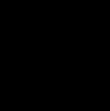 На автомобиль Наклейка «GDI»Компьютерные игры<br><br>