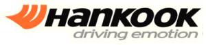 На автомобиль Наклейка «Hankook Tire»Резина и диски<br><br>