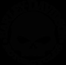 На автомобиль Наклейка «Harley-Davidson»Мото<br><br>