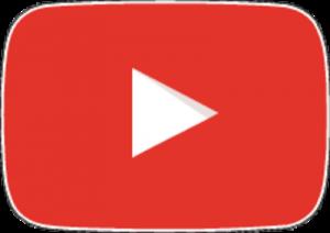 На автомобиль Наклейка «Иконка Youtube»Логотипы<br><br>