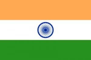 На автомобиль Наклейка «Индия»Страны и путешествия<br><br>