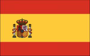 На автомобиль Наклейка «Испания»Страны и путешествия<br><br>