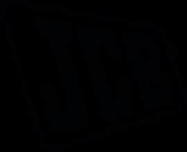 На автомобиль Наклейка «JCB»Логотипы<br><br>