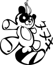 На автомобиль Наклейка «JDM Bear Japan»Разные<br><br>