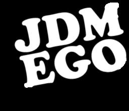 На автомобиль Наклейка «JDM EGO»JDM<br><br>