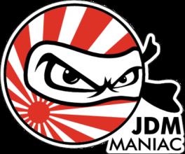 На автомобиль Наклейка «JDM Maniac Ninja»Rising Sun<br><br>