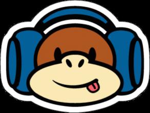 На автомобиль Наклейка «JDM Monkey»JDM<br><br>