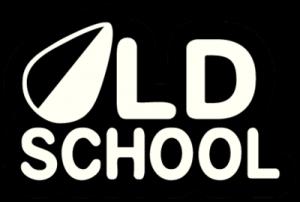 На автомобиль Наклейка «JDM Old School (с фоном)»JDM<br><br>