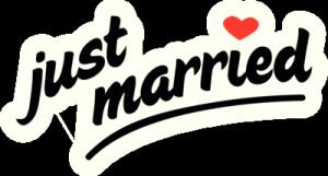 На автомобиль Наклейка «Just Married»Свадебные<br><br>