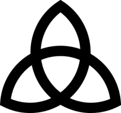 На автомобиль Наклейка «Кельтский знак»История и Религия<br><br>