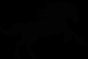 На автомобиль Наклейка «Конь»Животный мир<br><br>