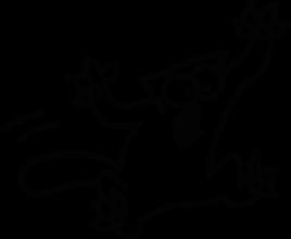 На автомобиль Наклейка «Кот Саймона - Пугает»Разные<br><br>