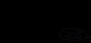На автомобиль Наклейка «Кот Саймона (миска справа)»На бензобак<br><br>