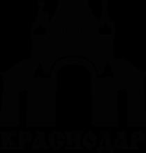 На автомобиль Наклейка «Краснодар»Города<br><br>