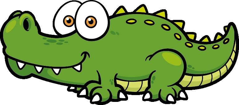 На автомобиль Наклейка «Крокодил глазастый»Глазастые<br><br>