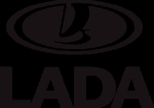 На автомобиль Наклейка «LADA логотип»LADA<br><br>